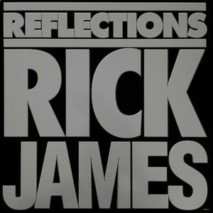 Reflections (Rick James album) - Image: Rick James Reflections album cover