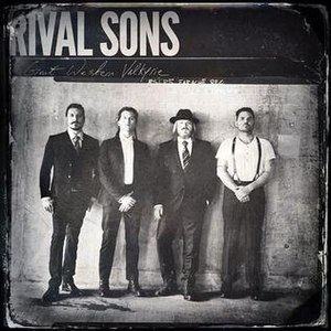 Great Western Valkyrie - Image: Rival Sons Great Western Valkyrie cover