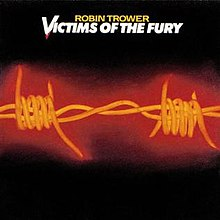 Robin Trower - Victims of the Fury CD cover.jpg
