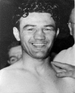 Ronnie Clayton (boxer) English boxer