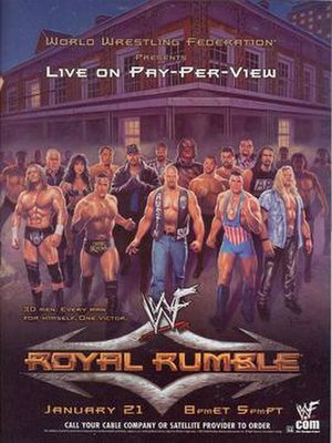 Royal Rumble (2001)