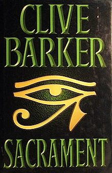 Sacrament (Clive Barker novel - cover art).jpg