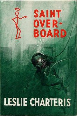 Saint Overboard - First edition