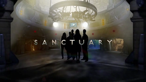 Sanctuary (TV series) - Image: Sanctuary 2008 intertitle