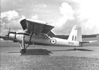 Scottish Aviation Pioneer - RAF Scottish Aviation Pioneer
