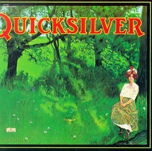 Shady Grove (Quicksilver Messenger Service album) - Image: Shady grove cover