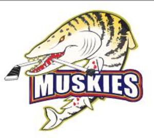 Shelburne Muskies - Image: Shelburne Muskies Logo