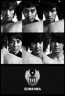 <i>Volume 9</i> (Shinhwa album) 2008 studio album by Shinhwa