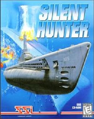 Silent Hunter - Image: Silent Hunter I cover