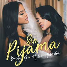 2c49816af Single by Becky G and Natti Natasha