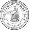 Official seal of Sioux Falls, South Dakota