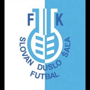 FK Slovan Duslo Šaľa - Image: Slovan duslo sala