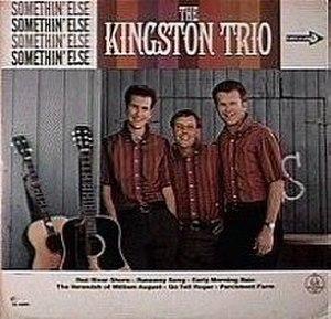 Somethin' Else (The Kingston Trio album) - Image: Somethin Else Kingston Trio
