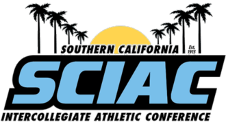 Southern California Intercollegiate Athletic Conference - Image: Southern California Intercollegiate Athletic Conference logo