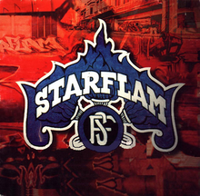 Starflam - Starflam CD Cover.png