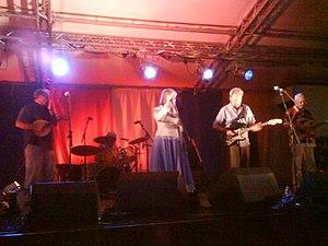 Steeleye Span - Steeleye Span performing at Spanfest 2008.