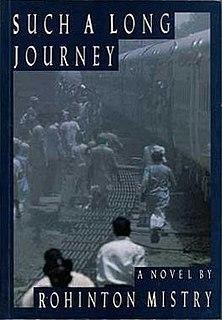 <i>Such a Long Journey</i> (novel)