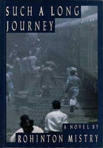 Such a Long Journey (novel) - First edition