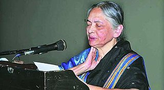 Sulabha Brahme Indian economist and social activist