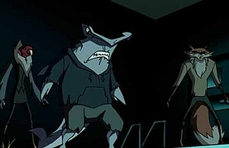 Terrible Trio - The Terrible Trio as they appear in The Batman.