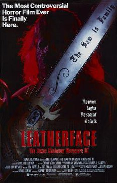 Picture of a movie: Leatherface: Texas Chainsaw Massacre III