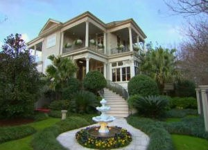 The Real World: New Orleans (2010) - The Dufossat Street house in Uptown New Orleans, where the cast lived.