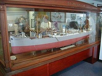 Silver Line (shipping company) - Image: TSMV Silverpalm