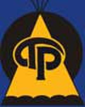 St. Catharines Teepees - Image: Teepees Logo