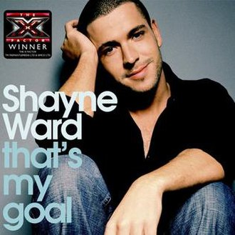 Shayne Ward — That's My Goal (studio acapella)