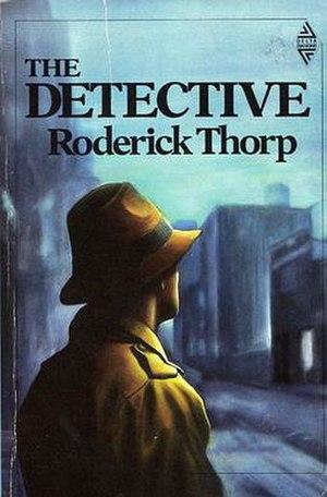 The Detective (novel) - 1986 cover art