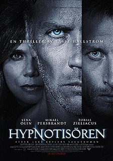 <i>The Hypnotist</i> (2012 film) 2012 film by Lasse Hallström