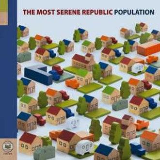 Population (album) - Image: The Most Serene Republic Population