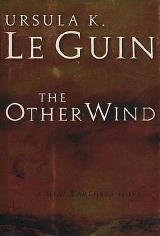 The Other Wind - Cover of first edition (hardcover)