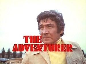 The Adventurer (TV series) - Image: The Adventurer tv series titlecard