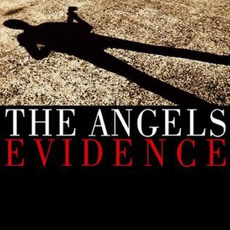 Evidence (The Angels album) - Image: The Angels Evidence