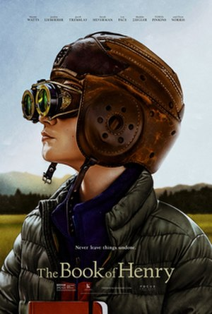 The Book of Henry - Theatrical release poster