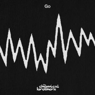 Go (The Chemical Brothers song) - Image: The Chemical Brothers Go single cover