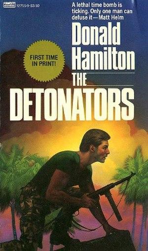 The Detonators - 1985 paperback edition