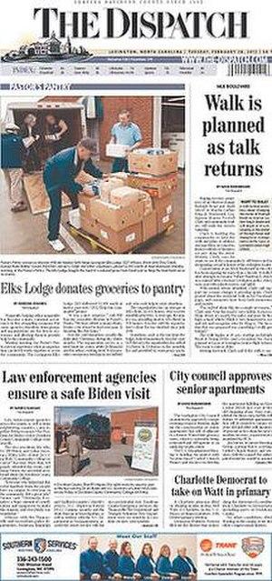 The Dispatch (Lexington)