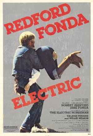 The Electric Horseman - Theatrical release poster