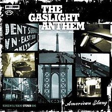 The Gaslight Anthem - American Slang coverjpg