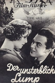 <i>The Immortal Vagabond</i> (1930 film) 1930 film