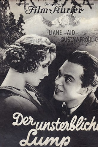 The Immortal Vagabond (1930 film) - Image: The Immortal Vagabond (1930 film)