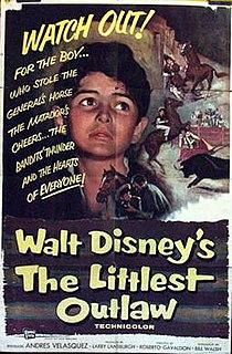<i>The Littlest Outlaw</i> 1955 film