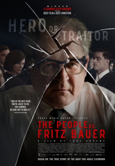 Picture of a movie: The People Vs. Fritz Bauer
