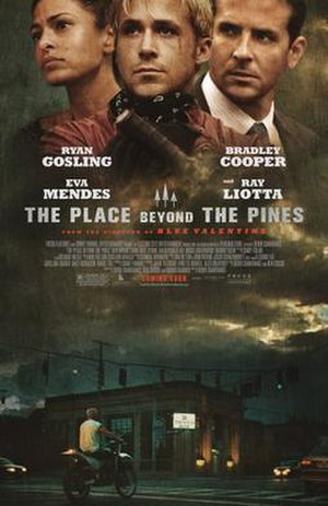 The Place Beyond the Pines - Theatrical release poster