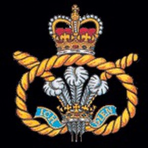Staffordshire Regiment - Image: The Staffordshire Regiment Capbadge