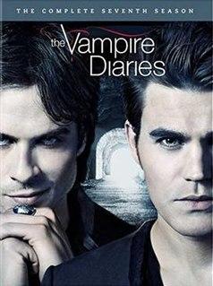 <i>The Vampire Diaries</i> (season 7)