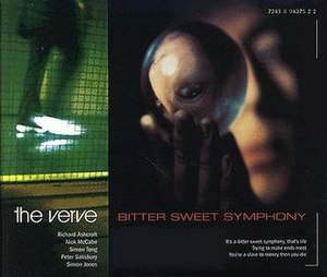 Bitter Sweet Symphony - Image: The Verve Bitter Sweet Symphony CD1