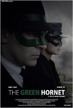 The Green Hornet (2006 film) - Film poster